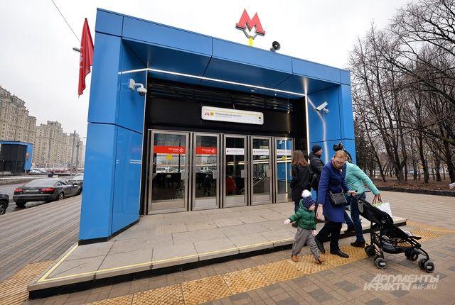 Участок красной линии метро вТиНАО столицы построят доконца года
