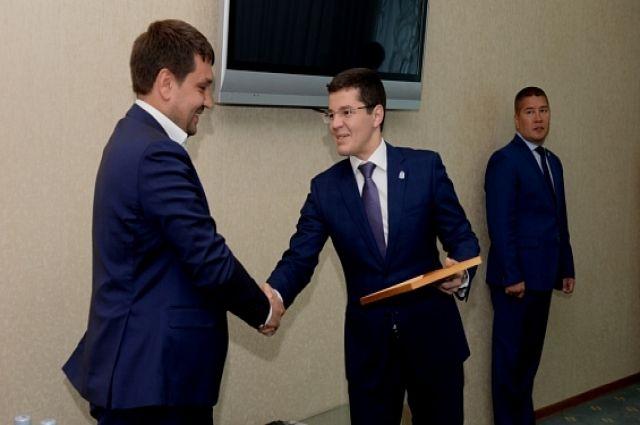 Ямальский резерв управленческих кадров пополнили шесть человек