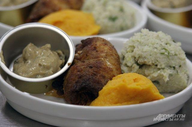 Аэропорт Оренбурга нарушил правила досмотра бортового питания.