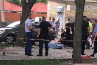 Убийство в Киеве полицейского выстрелом в спину: задержан убийца, детали