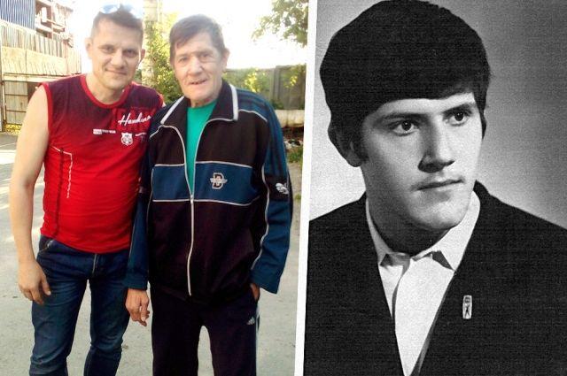 """""""Казахстанский узник"""" сейчас и в начале 70-х"""
