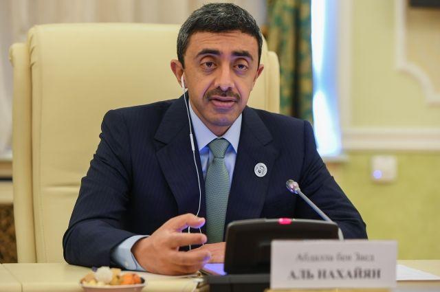 РФ иОАЭ подписали соглашение оботмене визового режима