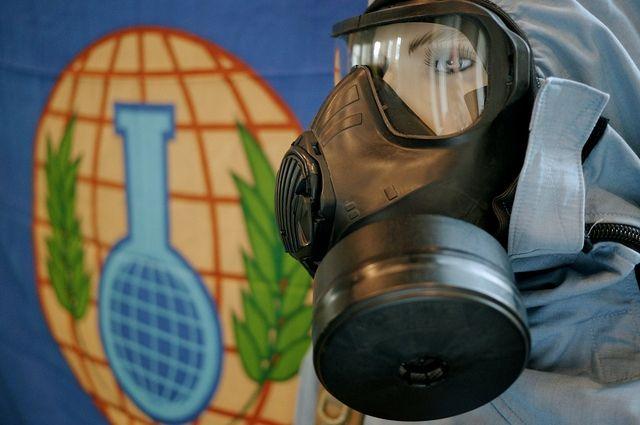 Специалисты ОЗХО отыскали следы атаки хлором всирийской Думе