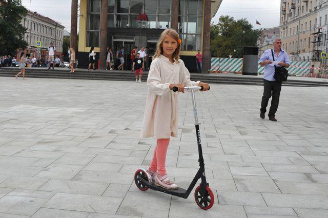 Как научить ребенка правилам безопасности на улице?