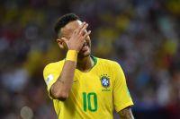 Бразильцы считались фаворитами встречи.
