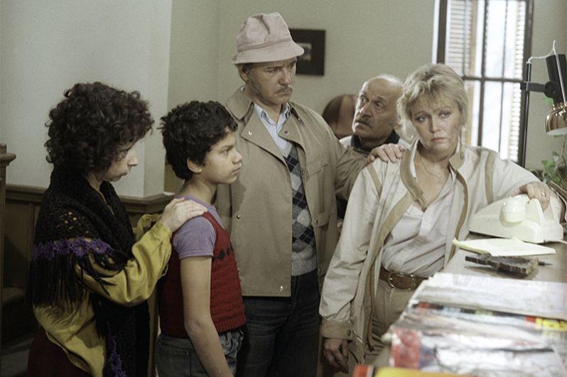 «Медный ангел» Вениамина Дормана (1984) – Росита.