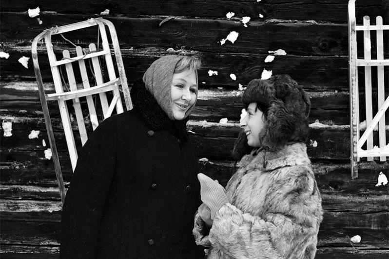 «Ищу человека» (1973) — Алла Кузнецова. Актриса Римма Мануковская в роли Валентины Дмитриевны.