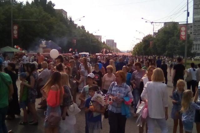 400-летие Новокузнецка будут праздновать до позднего вечера и даже ночью.