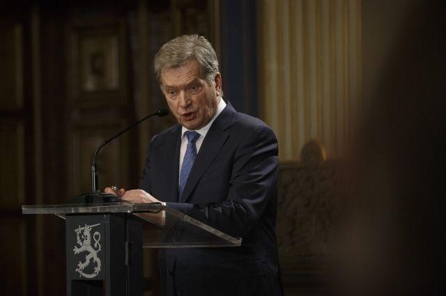 Президент Финляндии рассчитывает наустранение страхов