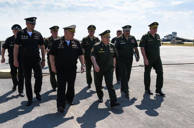 ВДагестан срабочим визитом прибыл 1-ый замминистра обороныРФ