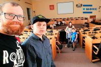 Тюменские подростки и наставники посетили Областную думу