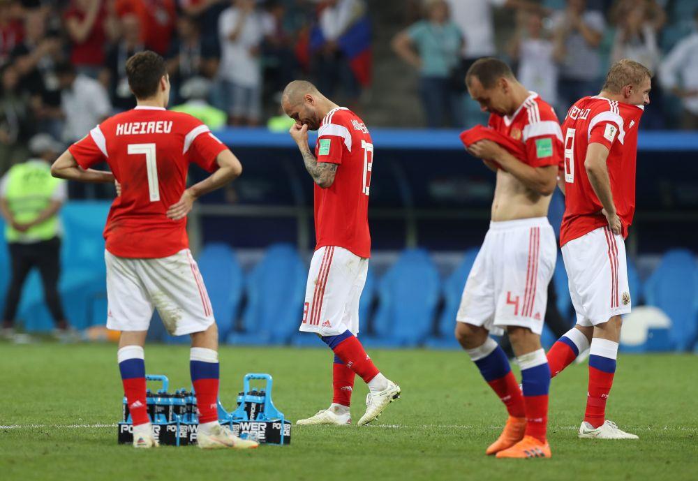 Ребята разочарованы, нервы в последние минуты у всех были на пределе.