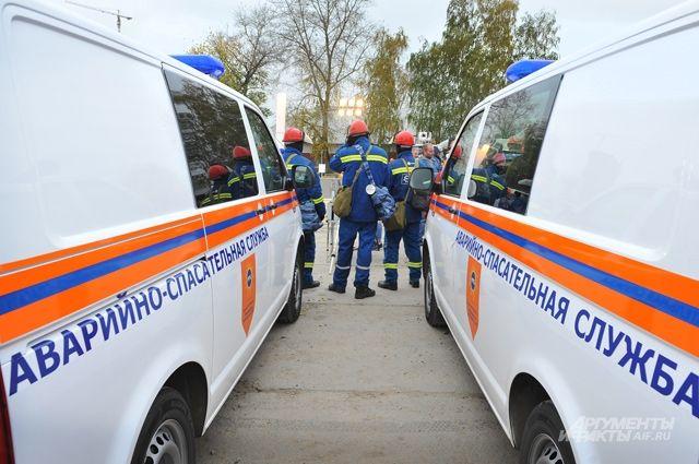 Как сообщает МЧС по Пермскому краю, сообщение об инциденте в доме по улице Мира, 11 поступило дежурной смене 8 июля.