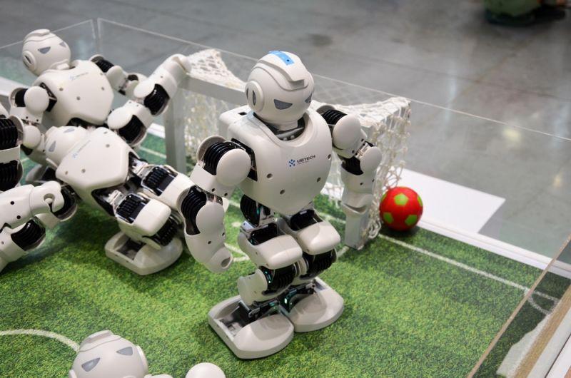 ИННОПРОМ без роботов - не ИННОПРОМ.