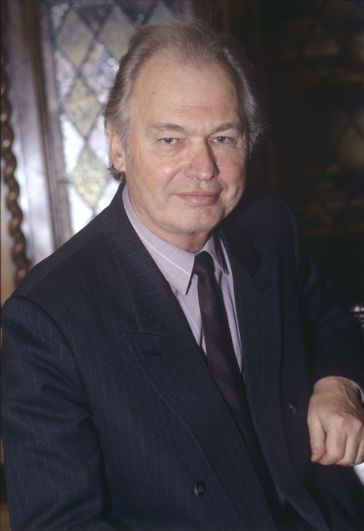 Валерий Ганичев в 1996 году.