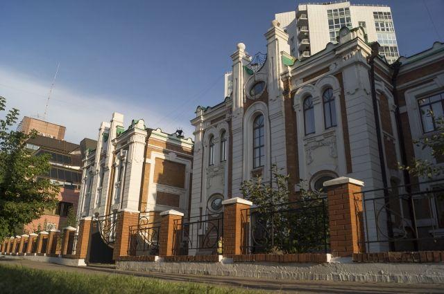 В центре города отремонтируют 54 дома.