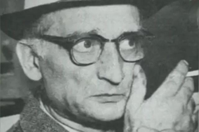 Рудольф Абель.