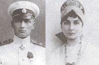 Александр Колчак и Анна Тимирева.