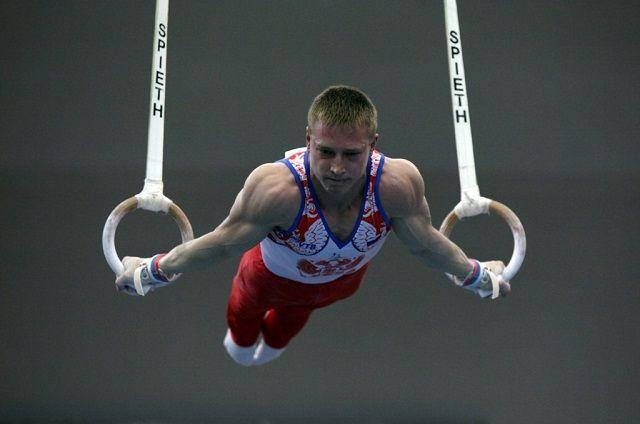 Денис Аблязин - обладатель Кубка России по спортивной гимнастике.