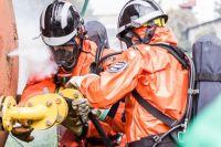 Круглосуточно газоспасатели находятся в оперативной готовности.