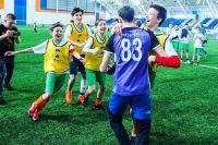 «Тотем» - дважды чемпион мира среди команд детских домов.