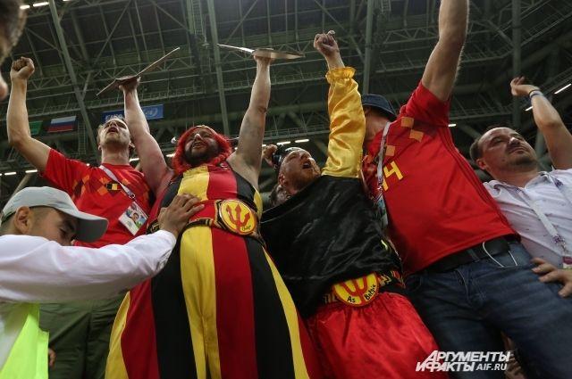 В Казани за три недели побывали более 250 тысяч болельщиков.