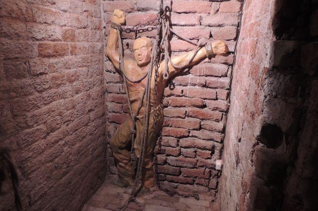 Из тюремного замка выходили единицы.