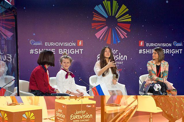 В 2017 году на «Детском Евровидении» выиграла Россия – победу на конкурсе, который проходил в Тбилиси, одержала Полина Богусевич с песней «Крылья».