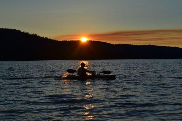 На Ямале идет доследственная проверка гибели мужчины на озере Сележье
