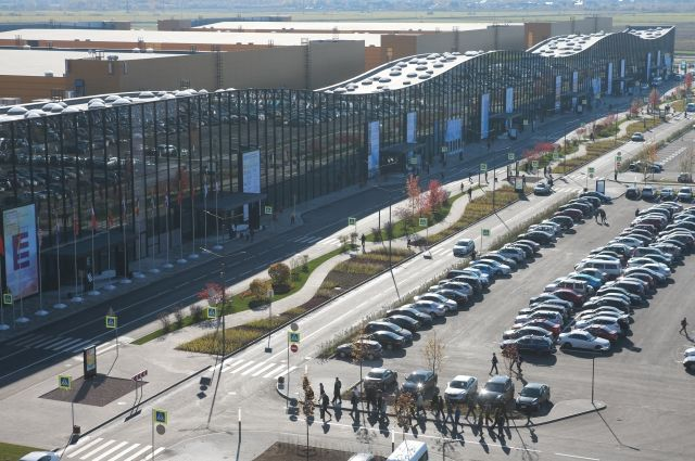 ВПетербурге началась подготовка кМеждународному инновационному форуму