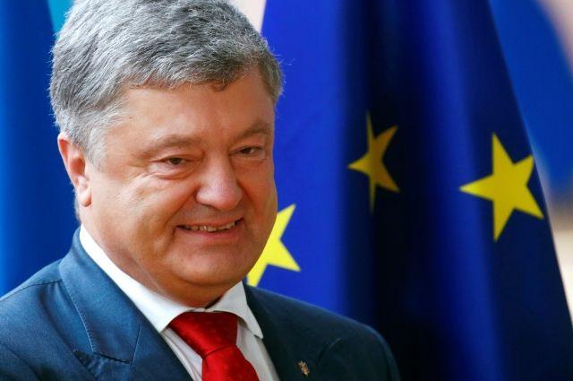 Порошенко: необходимо разместить миротворцев ООН на границе с РФ