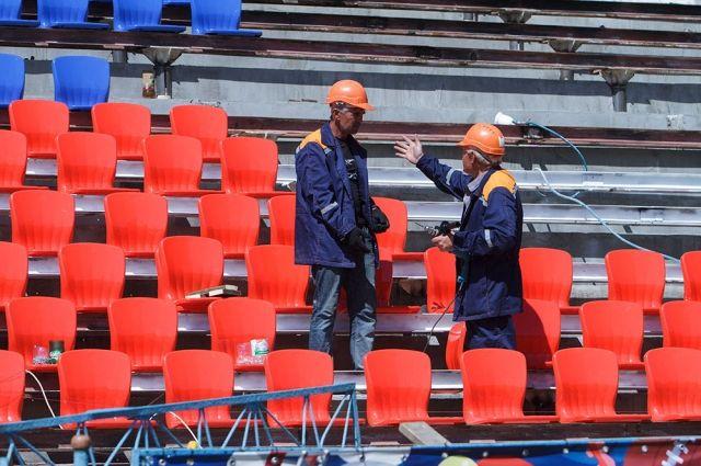 Новый футбольный стадион на15 тыс. наблюдателей появится вПриморье