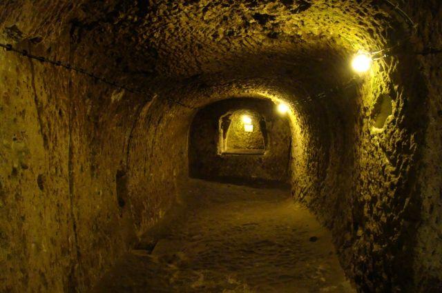 Турция открывает для посещения туристами подземные города первых христиан - Real estate