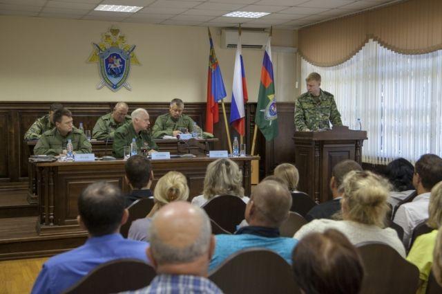 В Кемерове прошла встреча председателя СК РФ Александра Бастрыкина и родственников погибших и потерпевших при пожаре в «Зимней Вишне».