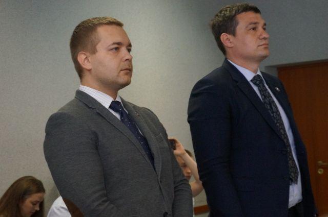 На первом заседании Телепнёв и Ванкевич заявили, что виновными себя не признают.