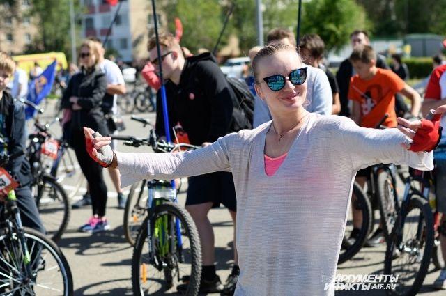 50 дней до старта: в Оренбурге проедет велопробег в честь форума «Евразия».