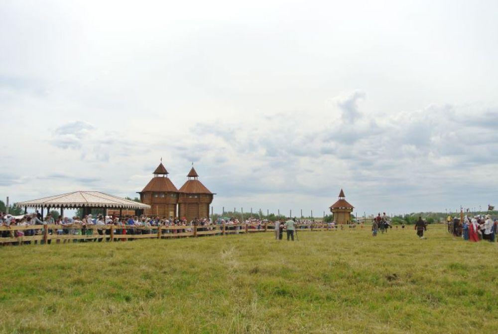 Торжественное открытие фестиваля