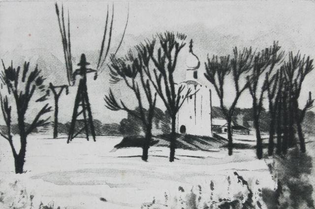 Выставка открыта во Врублевском корпусе музея.