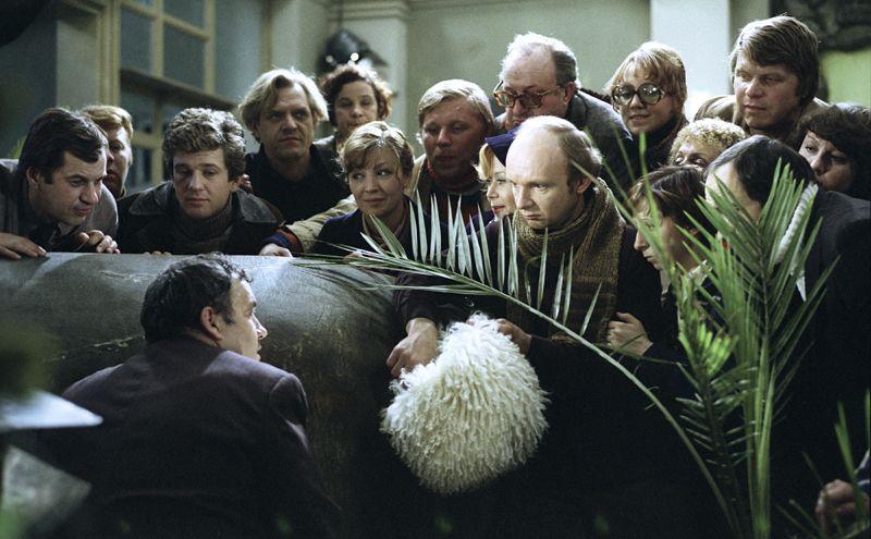 «Гараж» (1979) — Малаева.