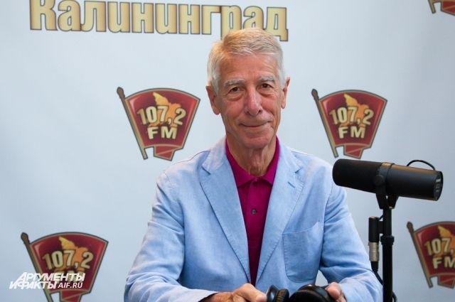 Валерий Непомнящий возглавил калининградскую «Балтику».