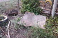 В селе Новосамарск Кувандыкского ГО погиб ребенок.