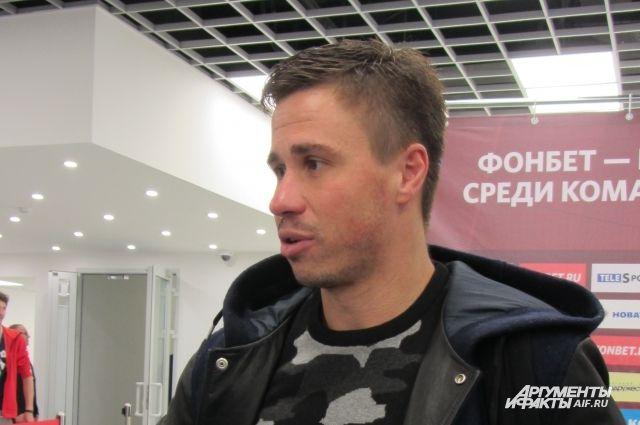 Александр Шешуков.
