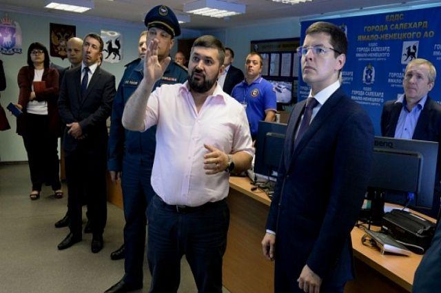 Дмитрий Артюхов оценил «Лесной дозор» в действии