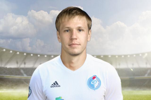 Плюс один: хавбек Артем Митасов стал игроком воронежского «Факела»