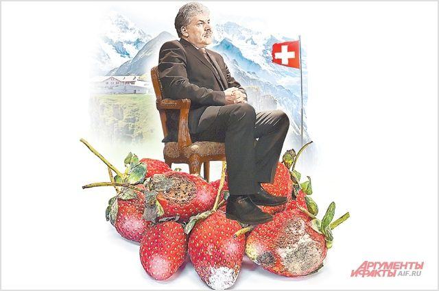 Заблудился в Альпах - информация о счетах Павла Грудинина в Швейцарии подтвердилась.