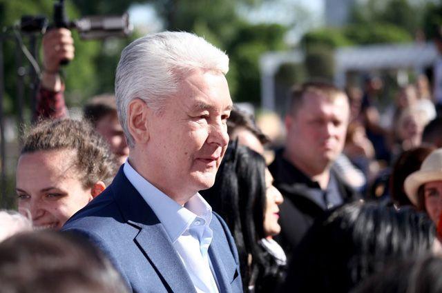 Собянин открыл новый парк «Братеевская пойма»
