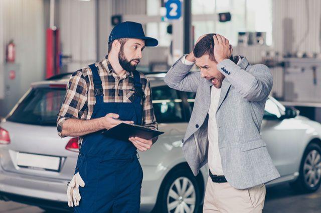 Способы обмана в автомобильных сервисах. Как нас могут обмануть на станции техобслуживания. || Как обманывают в автосервисах