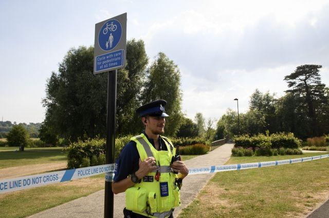 Пострадавший в британском Эймсбери мужчина пришел в сознание