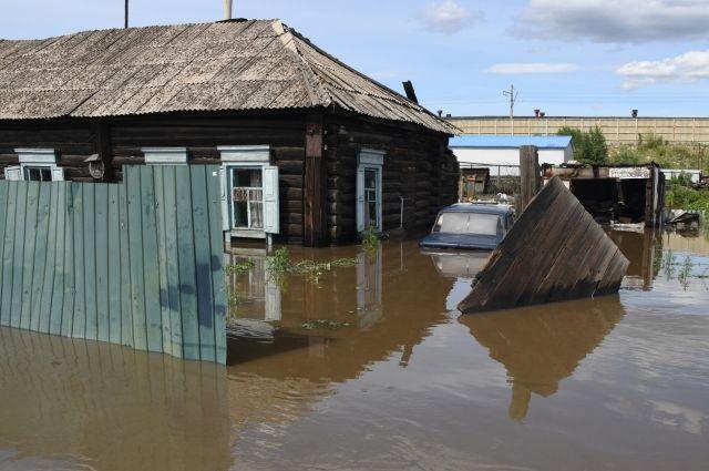 ВЧите около 3 тыс. человек эвакуировали из-за подтоплений