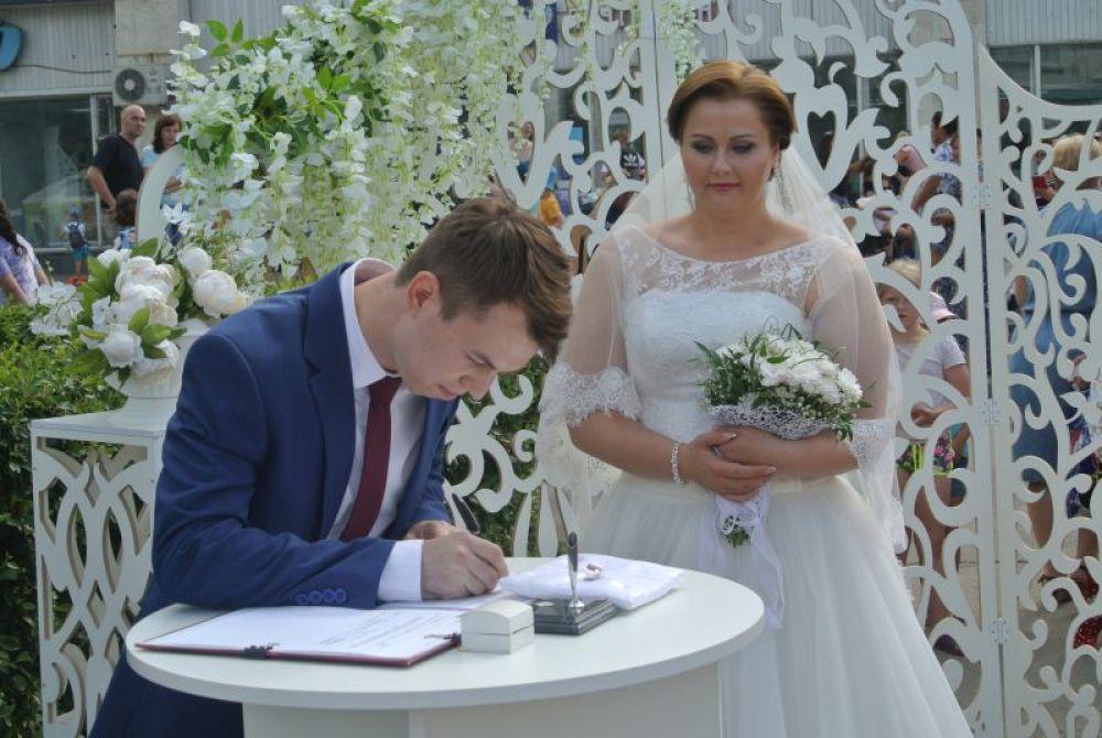 Роспись Алексея и Дарьи